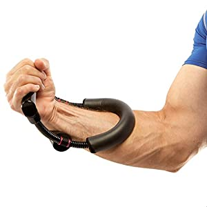 FEGSY-Forearm-Wrist-Strengthener-Exercise-Equipment-for-Strength-Training-Workout-and-Fitness-Gift-Item-Carbon-Steel-Black