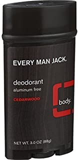 product image for Every Man Jack Deod Cedarwood (Pack of 12)