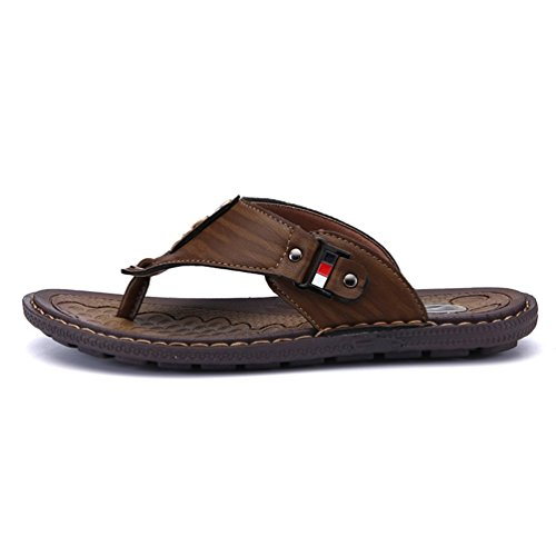 Cachi Sport Estate Pantofole Scarpe Uomo Pelle Sandali Casual Uomini c8qxzwCPHq
