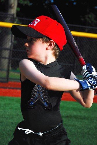 XO Athletic Youth HeartShield Heart Protector Vest
