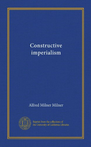 Constructive imperialism