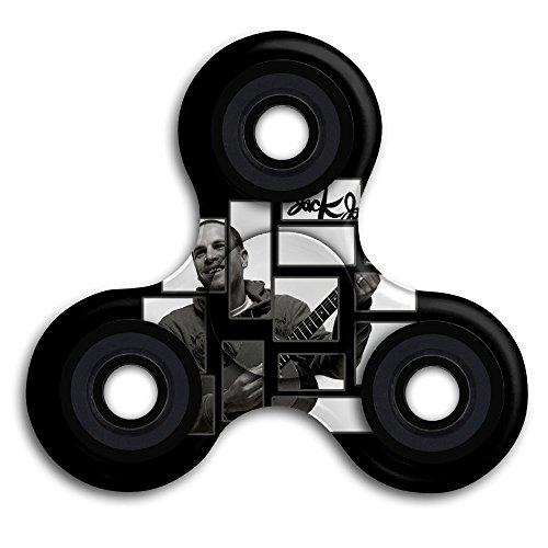 Jack Johnson Tri-Spinner Fidget High Speed Decompression Gift 360 Spinner EDC Fidget Spinner Anxiety Relief Toys Toy