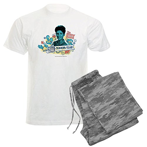 CafePress The Brady Bunch: Alice Unisex Novelty Cotton Pajama Set, Comfortable PJ Sleepwear -
