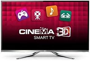 Lg 42Lm860V - Televisión LED de 42 pulgadas HD Ready (800 Hz) color negro: Amazon.es: Electrónica