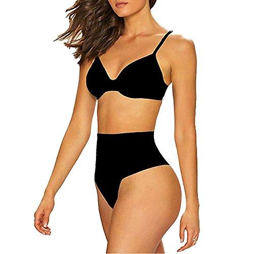 2ee3742436 JITIFI Women Waist Cincher Girdle Control Panties Tummy Slimming Butt  Lifter Sexy Thong - Buy Online in UAE.