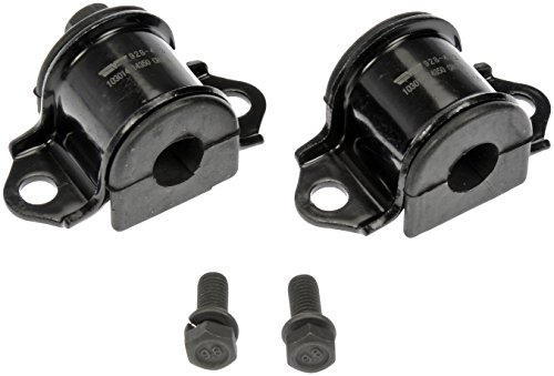(Dorman OE Solutions 928-493 Front Sway Bar Bushing Bracket Kit)
