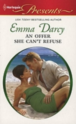 book cover of An Offer She Can\'t Refuse