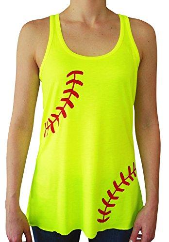 Zone Apparel Womens Softball Tank product image