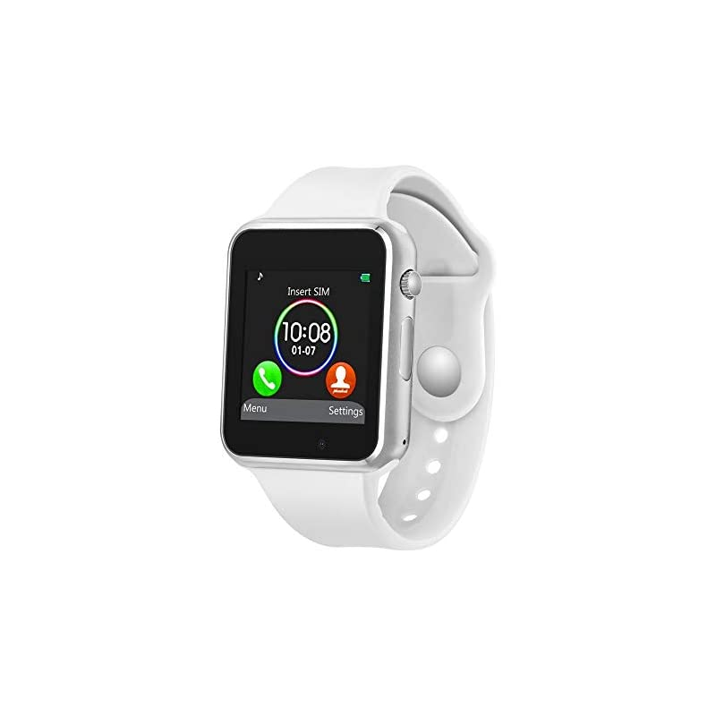 Bluetooth Smart Watch, Sazooy Touchscree