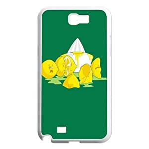 Vety Lemon Massacre Cases for Samsung Galaxy Note 2 Fashionable, Samsung Galaxy Note 2 Cases for Girls with White