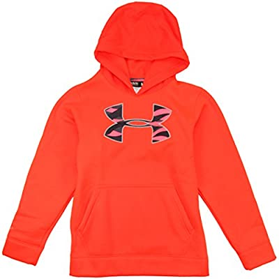 Under Armour Big Boys' UA Storm Armour® Fleece MTN Hoodie