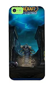 High Quality Tpu Case/ World Of Warcraft Wrath Of The Lich King Npftih-5611-azozzml Case Cover For Iphone 5c For New Year's Day's Gift