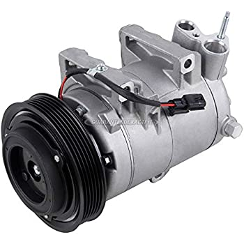 AC Compressor & A/C Clutch For Nissan Rogue & Rogue Select - BuyAutoParts 60-02395NA New