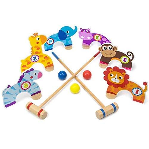Aromzen Jungle Croquet Game