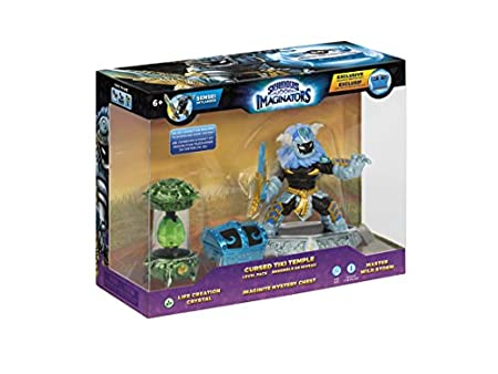 Skylanders Imaginators Cursed Tiki Temple Adventrue Pack - Not Machine Specific