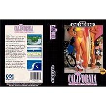 California Games - Sega Genesis