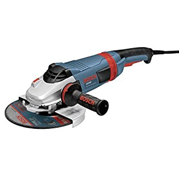Image of Bosch 1974-8D 7-Inch Large Angle Grinder without Lock On
