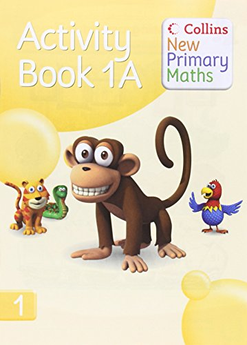 Activity Book 1A (Collins New Primary Maths)