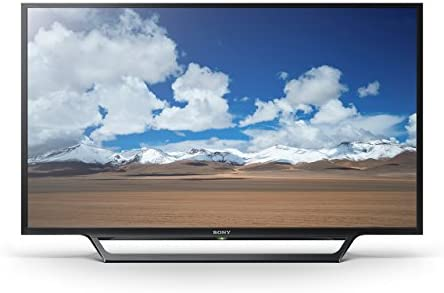 Amazon Com Sony Kdl32w600d 32 720p Smart Led Tv Black Electronics