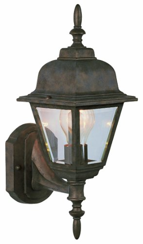 Cheap  Design House 511485 Maple Street 1 Light Indoor/Outdoor Wall Light, Washed Copper