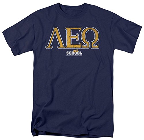 trevco-unisex-adults-old-school-leo-t-shirt-navy-x-large