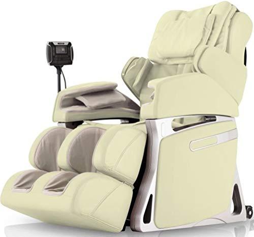 Fujiiryoki FJ-4800BEIGE Model FJ-4800 Dr. Fuji Cyber-Relax Massage Chair, Beige, Swing Massage On Neck, Shoulder Massage, Wait Massage, Shiatsu, Air Bag & Vibration Massage On Buttocks