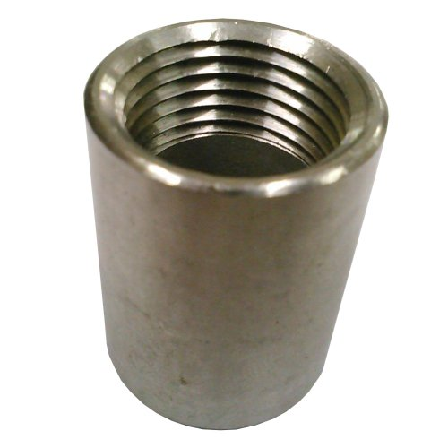 Stainless Coupler - 1/2