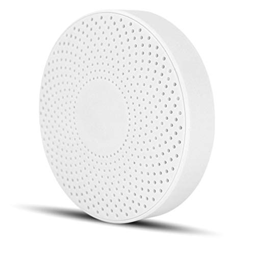 Breath Kavass Refrigerator Deodorizer Mini Ozone Air Purifier to Remover Smoke Smell Food Odor for Car Travelling Outdoor Shoe Closet (White) (Best Smoke Smell Remover)