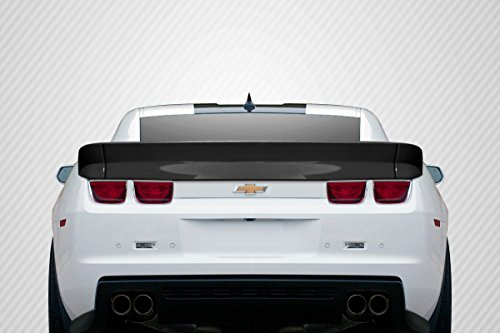 Carbon Creations ED-RMB-639 GM-X Wing Trunk Lid Spoiler - 3 Piece Body Kit - Compatible For Chevrolet Camaro 2010-2013