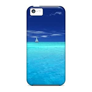 linJUN FENGAwesome Crystal Clear Flip Case With Fashion Design For iphone 6 4.7 inch