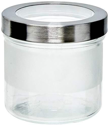Vidro Hermético Euro Transparente 450ml