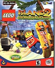 Lego Island 2: The Brickster