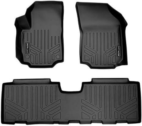 MAX LINER Custom Fit 2 Row Floor Mat Liners A0333/B0310 for 2018-2021 GMC Terrain