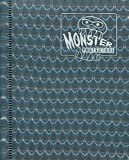 Monster Binder - 2 Pocket Trading Card Album - Holofoil Silver (Anti-theft Pockets Hold 64+ Yugioh, Pokemon, Magic the Gathering Cards)