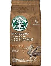 ستاربكس قهوة مطحونة كولومبيا وسط 200 جرام