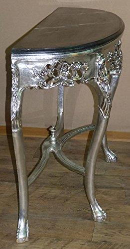Stendhal Art.TK85 Consolle con specchio in stile Luigi Filippo a ...
