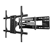Kanto FMX3 Full Motion TV Wall Mount for 40-Inch to 90-Inch TVsby Kanto