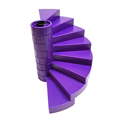 Staircase Tower Support : Lego disney princess set rapunzels creativity tower