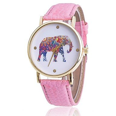 Amazon.com : Fashion Watches Elephant Watch, Elephant Jewelry, Elephant, Elephant Watches, Elefantes Watch, Women Watch (Color : Green, Size : For Lady-One ...
