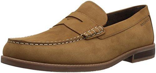 Mens Rockettaro Cayleb Penny Loafer Toffee