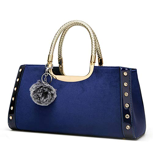 Borse Notte Messenger Jerkky Blue Bag Golden Hobo Borsa Deep Ladies Ladies Leather Sposa Dinner Tote Satchel Party BeCxdo