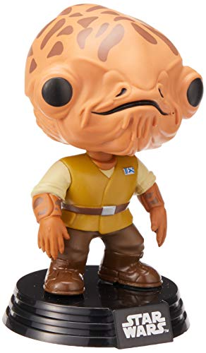 Funko POP Star Wars: Episode 7 - Admiral Ackbar Action Figure