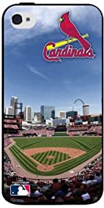 Bloutina MLB St. Louis Cardinals Iphone 4/4s Hard Cover Case