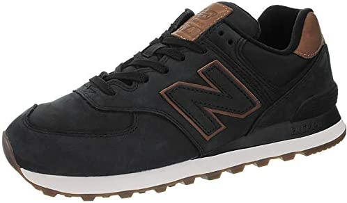ml574 new balance nero