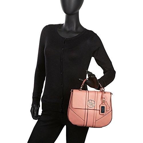 Guess Lena borsa a tracolla 23 cm Black