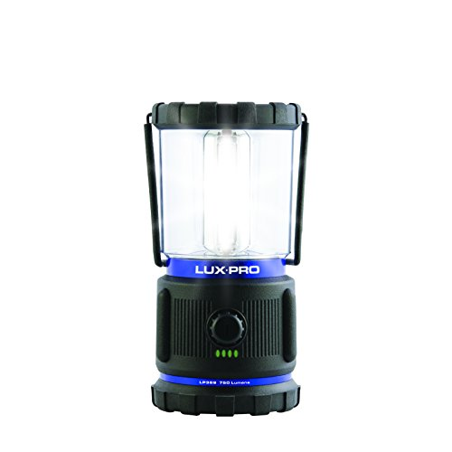 LUX-PRO LP369 Adjustable 750 Lumen Broadbeam LED Camping ()