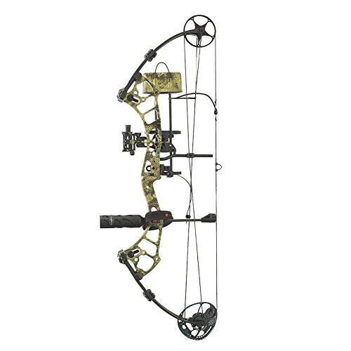 PSE (Ready to Shoot) Stinger Extreme RH - Kryptek Highlander (29/70) by PSE