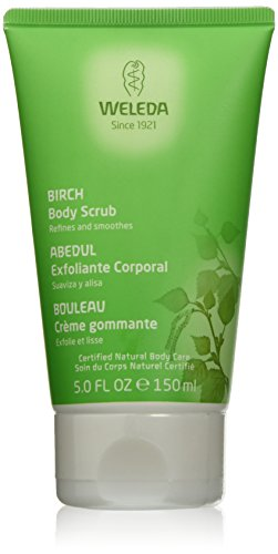 Weleda Birch Body Scrub, 5-Ounce