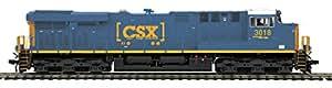 MTH #80-2313-1 ES44AC Diesel Engine w/Proto-Sound 3.0 - CSX