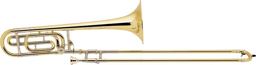 Bach 42B Stradivarius Series Trombone 42B Yellow Brass Bell Standard Slide 837604